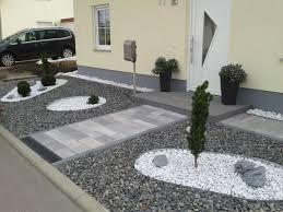 bildergebnis für reihenhaus vorgarten kies   vorgarten   pinterest, Garten und bauen