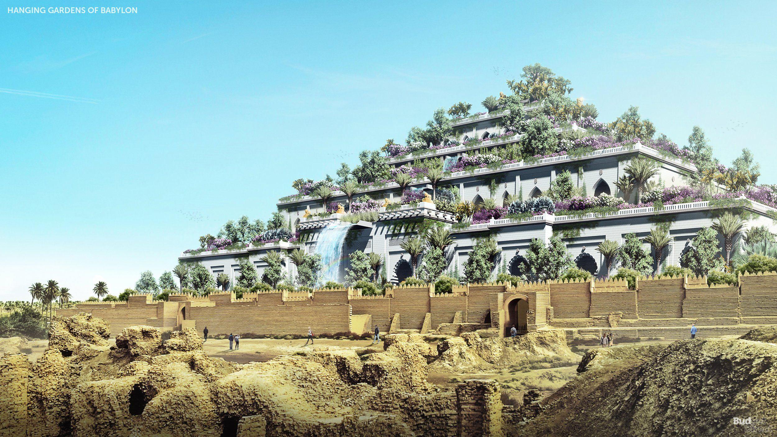 d9ee75c22136e78b06b042e30e881395 - Hanging Gardens Of Babylon Images Now