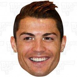 DIEGO MARADONA : Life-size Face Mask | Celebrity faces ...