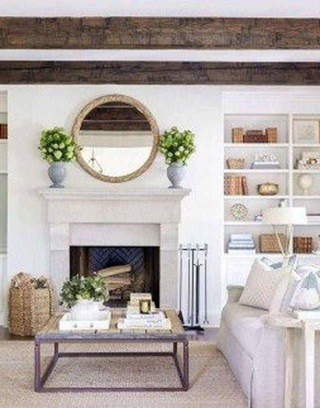 fabulous modern living room decor | 30 Fabulous European Farmhouse Living Room Design Ideas ...