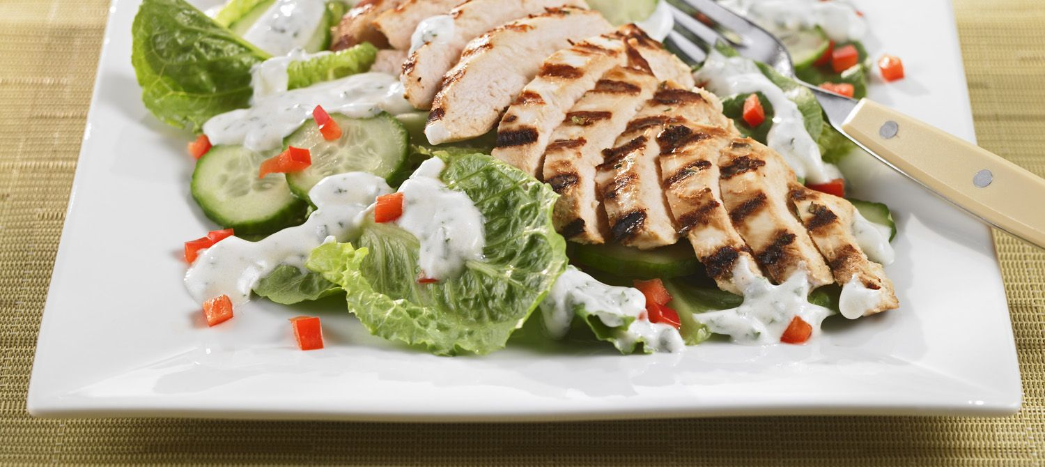 Herb marinated grilled chicken salad recipe marinated grilled herb marinated grilled chicken salad forumfinder Choice Image