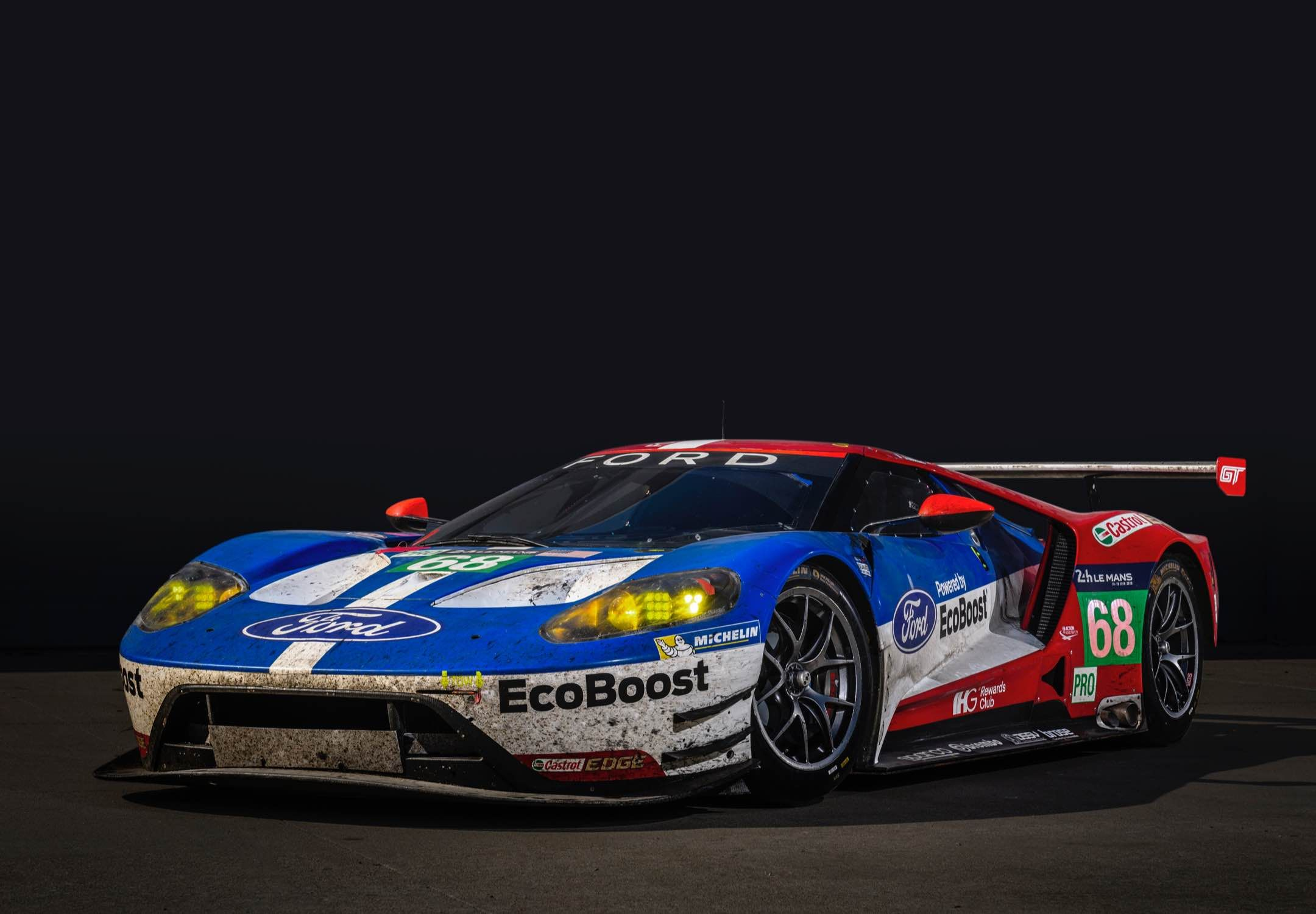 Ford Gt 3 5l Ecoboost Engine Ford Gt Ford Sports Cars Ford Sport