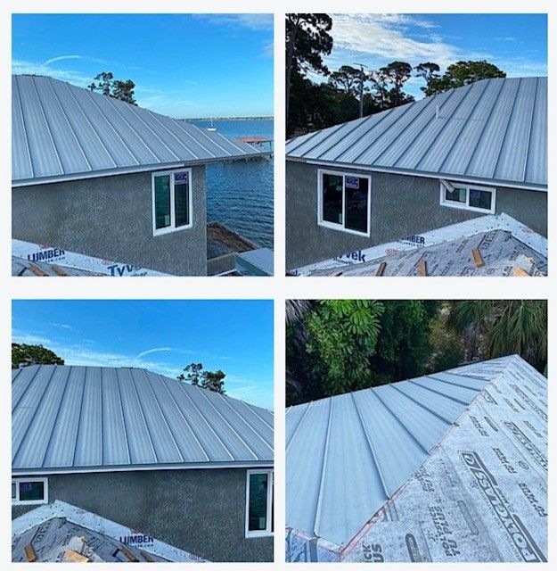 Union Corrugating Advantage Lok Ii In 2020 Residential Metal Roofing Metal Roofing Systems Agricultural Buildings