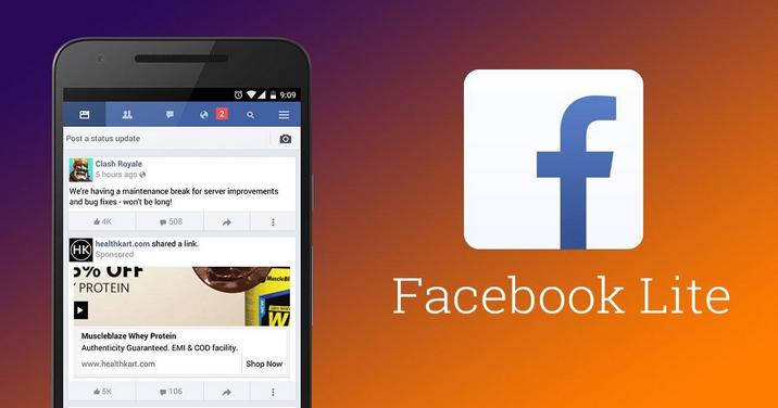 Fb App Download Facebook Lite App On Android Plus Apk For Free Facebook Lite Login Download App How To Use Facebook