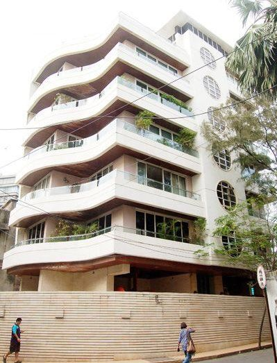 Salman Khan S Pent House At Aquamarine Apartments He Has Arently Gifted This To His Sister Alvira