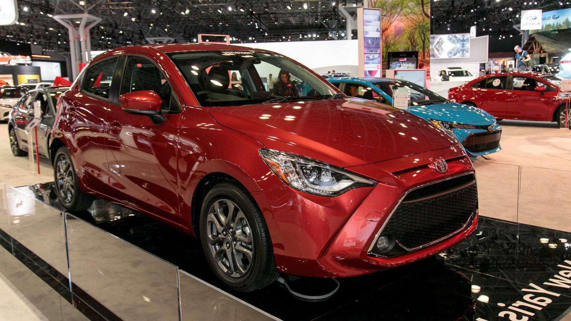 Five Moments That Basically Sum Up Your Toyota Yaris 2020 Mazda 2