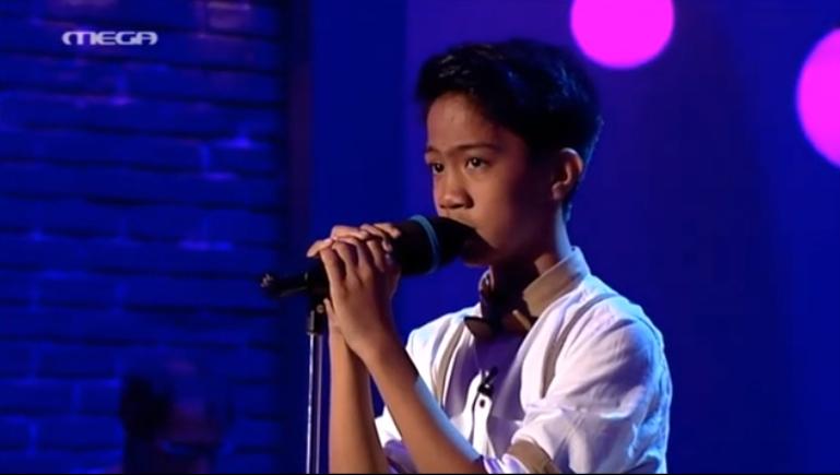 The Music School Τελικός: Antony – Feel (Βίντεο)