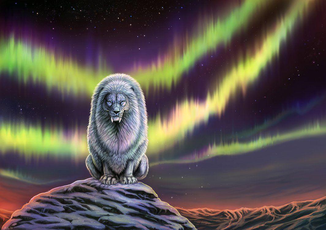 Aurora Borealis by Maquenda on DeviantArt