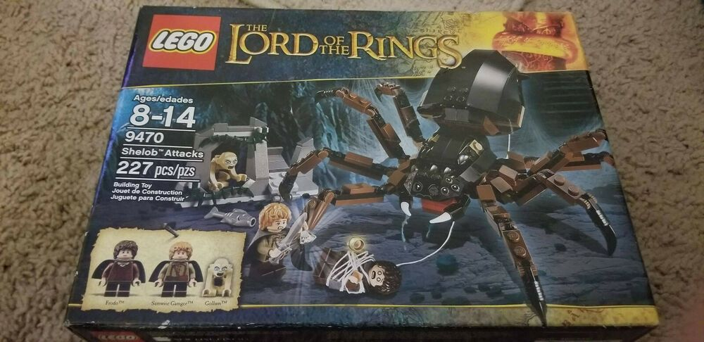LEGO® LOTR™ Frodo Baggins minifig from set 9470