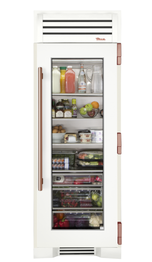 I Designed A Custom 30 Glass Door Refrigerator Column On The True