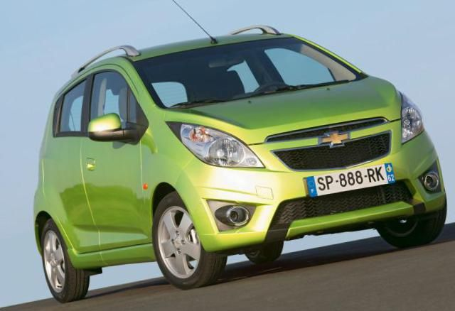 Chevrolet Spark Photos And Specs Photo Chevrolet Spark Approved