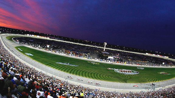 Chicagoland Speedway, Joliet, Illinois