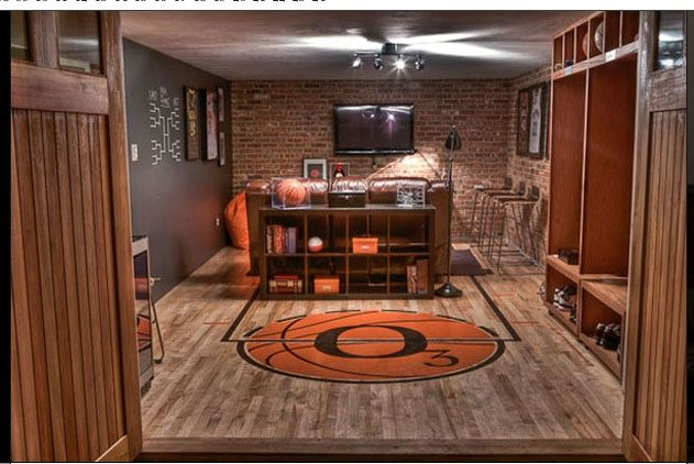 631 422 pixels man for Man cave garage floor ideas