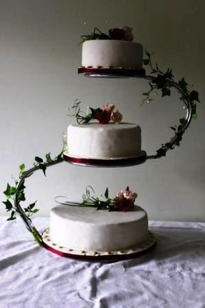Floating Cake Stand Wedding Cakes : floating, stand, wedding, cakes, Floating, Stand,