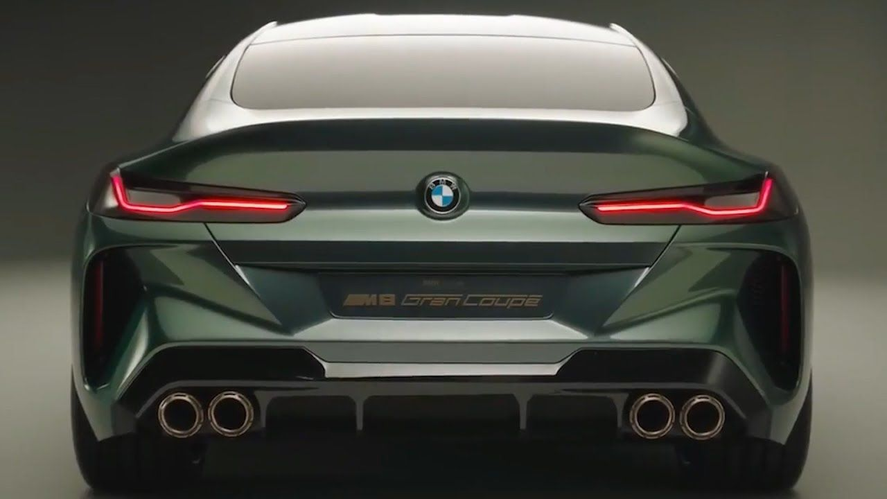 BMW M8 GRAN COUPE in 2020 Gran coupe, Bmw, Coupe