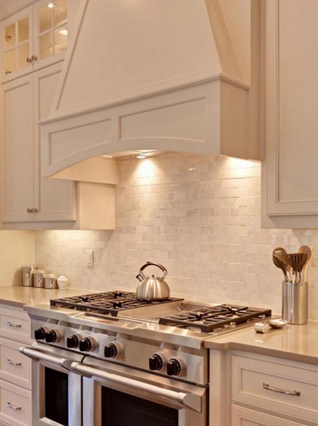 53 Pretty White Kitchen Design Ideas   Kitchen design, Kitchens ...