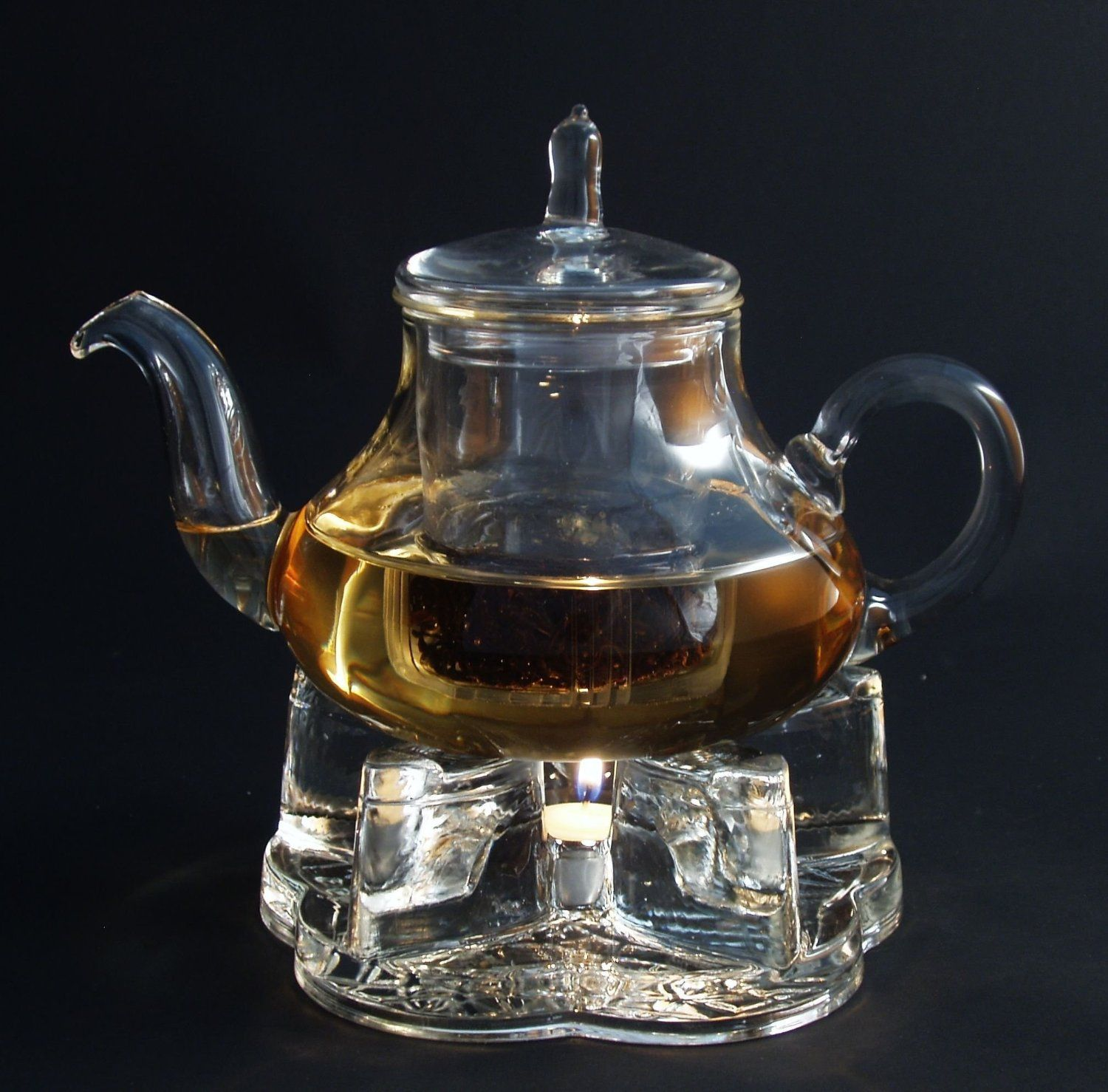 Yama Glass Teapot With Infuser 24oz Kitchen Dining Glass Teapot Tea Pots Glass
