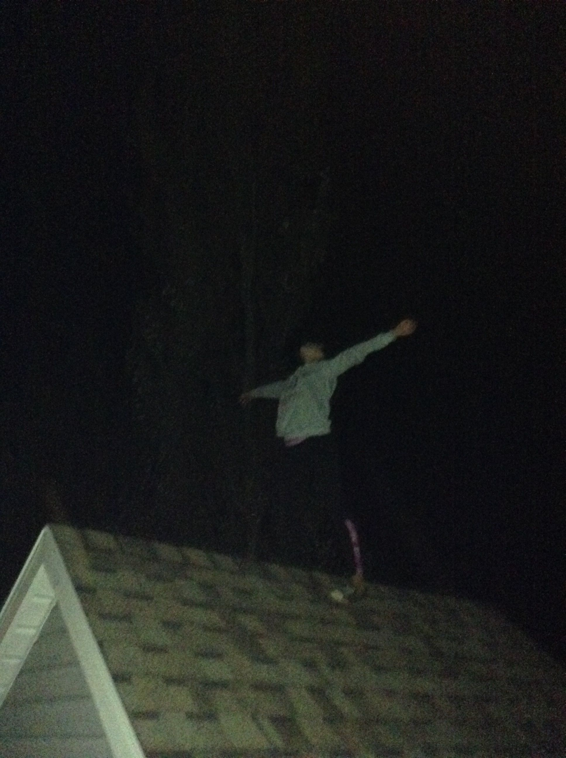 I M On The Roof Grunge Photography Night Aesthetic Dark Aesthetic