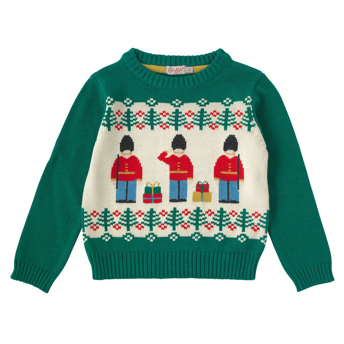 Marching Band Christmas Kids Jumper Kids View All Cathkidston Kids Jumpers Christmas Jumpers Clothes