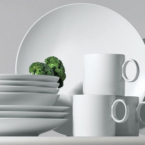 Loyal to its reputation of offering a large selection of contemporary tableware products Rosenthal introduces the classic and timeless Loft dinnerware ... & Thomas loft dinnerware | Rosenthal | Pinterest | Dinnerware Lofts ...