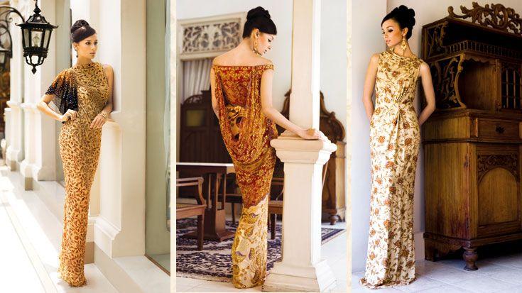 Modern Batik Fashion by Danar Hadi   Blouse dan batik   Pinterest