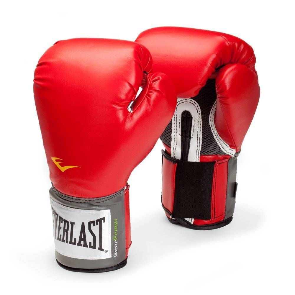 bea69d190 Everlast Pro Style 16-ounce Red Training Gloves | Products | Red ...
