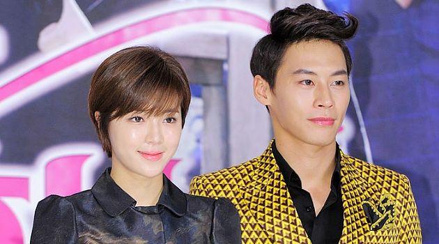 Lee Min Ho i Park Min Young Randki potwierdzone