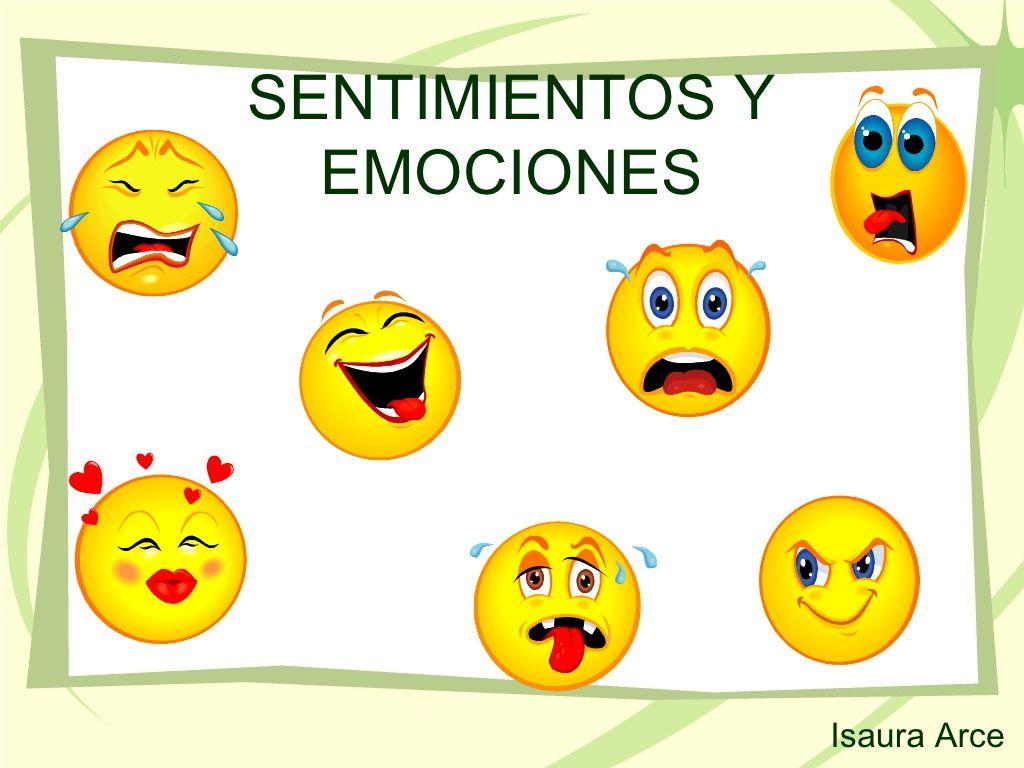 Sentimientos Y Emociones By Mia Via Slideshare