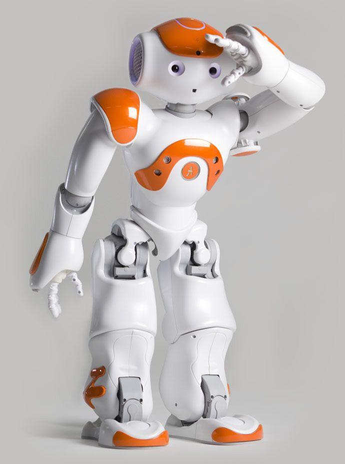 Humanoid Robot Helps Teach Children With Autism - PSFK