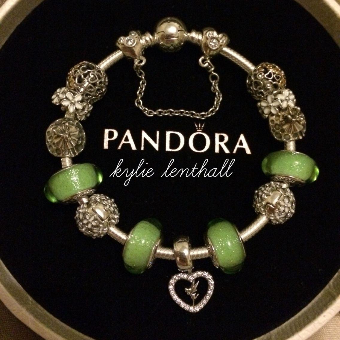 Tinkerbell Charm Bracelet: Disney Tinkerbell Pandora Bracelet
