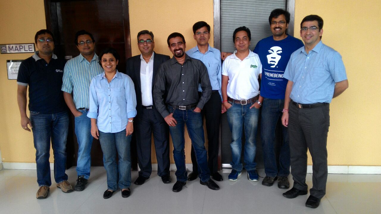 Digital Vidya empowering Bajaj Finserv's Team in leveraging Digital Marketing.