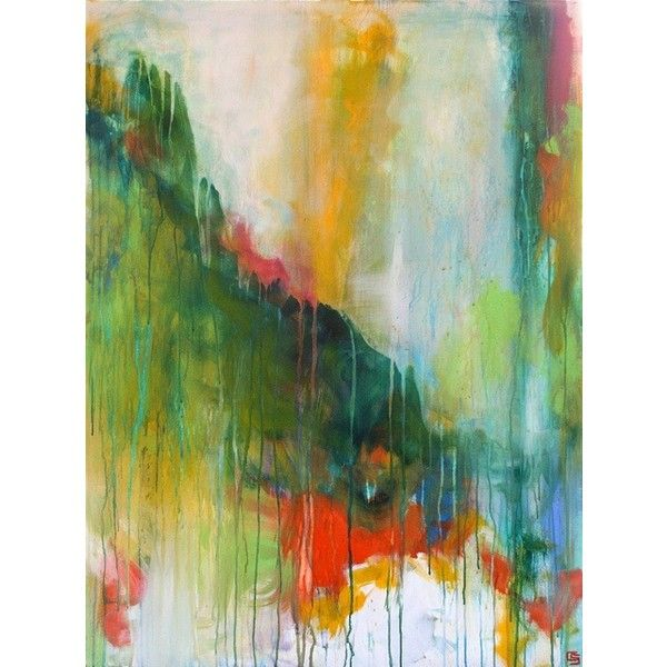 Abstract Art ❤ liked on Polyvore