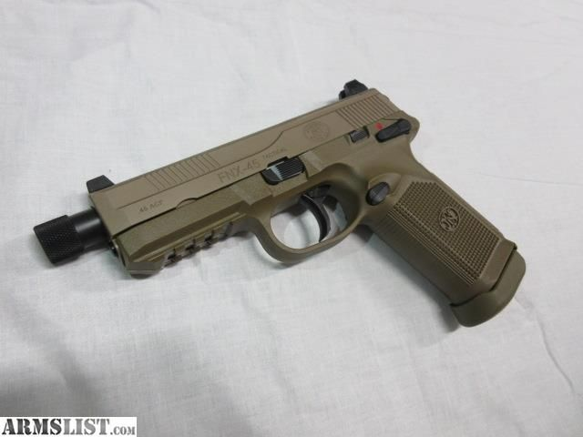 Armslist For Sale Fn Fnx 45 Fde Miles Gifts Gifts Fort