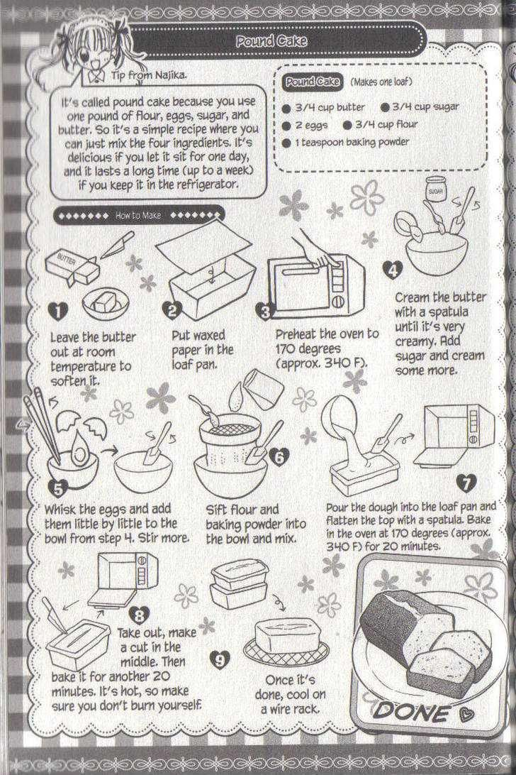 Read manga Kitchen Princess Kitchen Princess 043.5: Recipes Extra ...