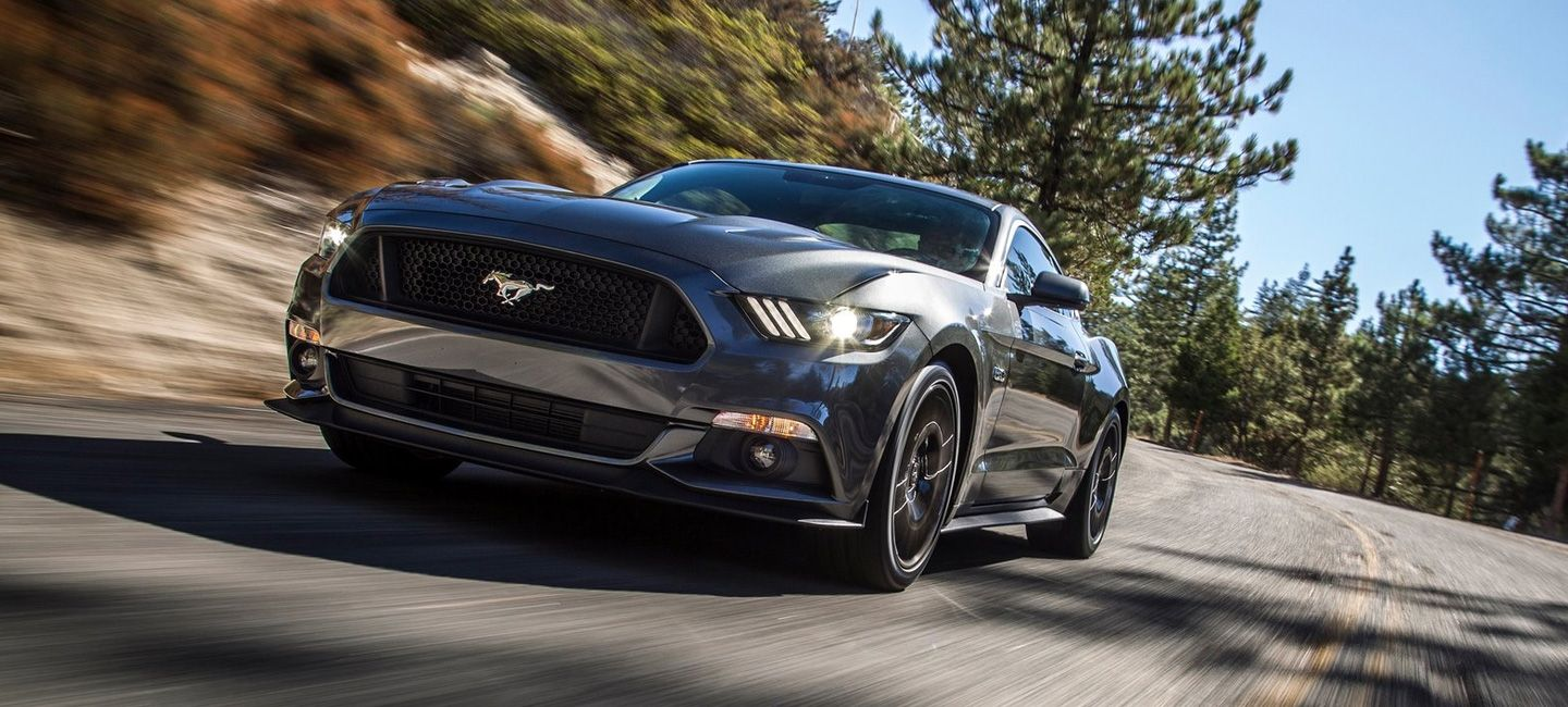 The 25 Best Cars Under 50,000 in 2017 Ford mustang gt