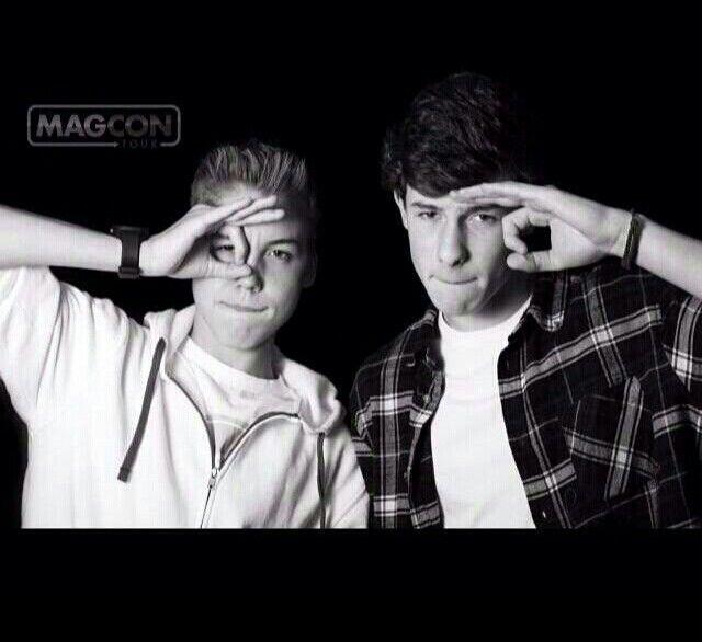 Matthew & Shawn ♥