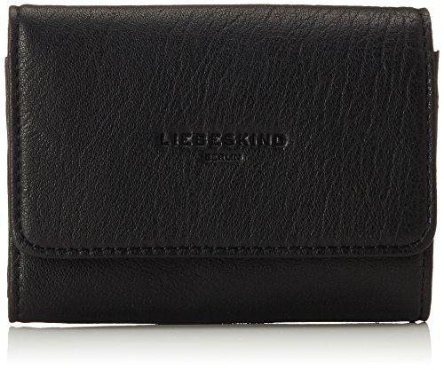 7c7a87a0b6ce1 Liebeskind Berlin Damen Tabeass8 Core Geldbörse Schwarz (Black) 1x11x8 cm.   shoes