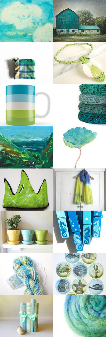 The Farmer's Wife Dreamed of the Tropics by Meredith on Etsy--Pinned+with+TreasuryPin.com