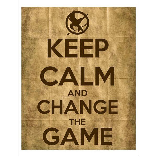 keep calm | Tumblr found on Polyvore