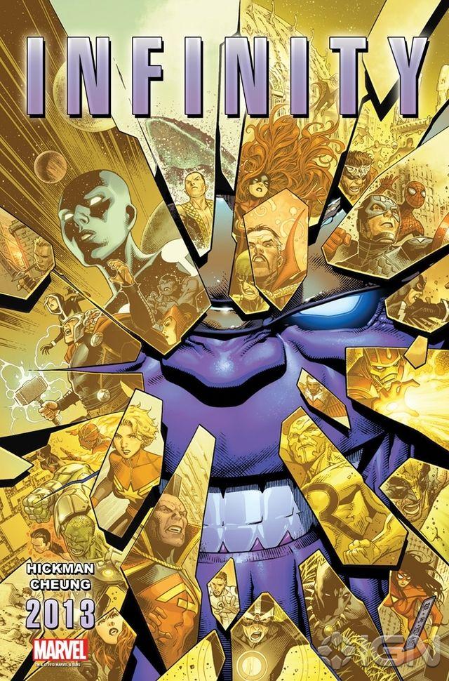 Marvel New Cosmic Event -