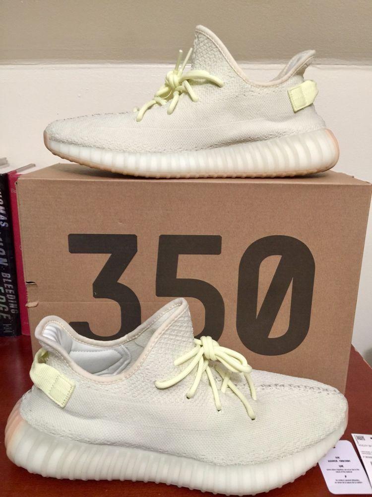 0c9a6f417c434 adidas Yeezy Boost 350 v2 Butter Size 13 w  Receipt  fashion  clothing