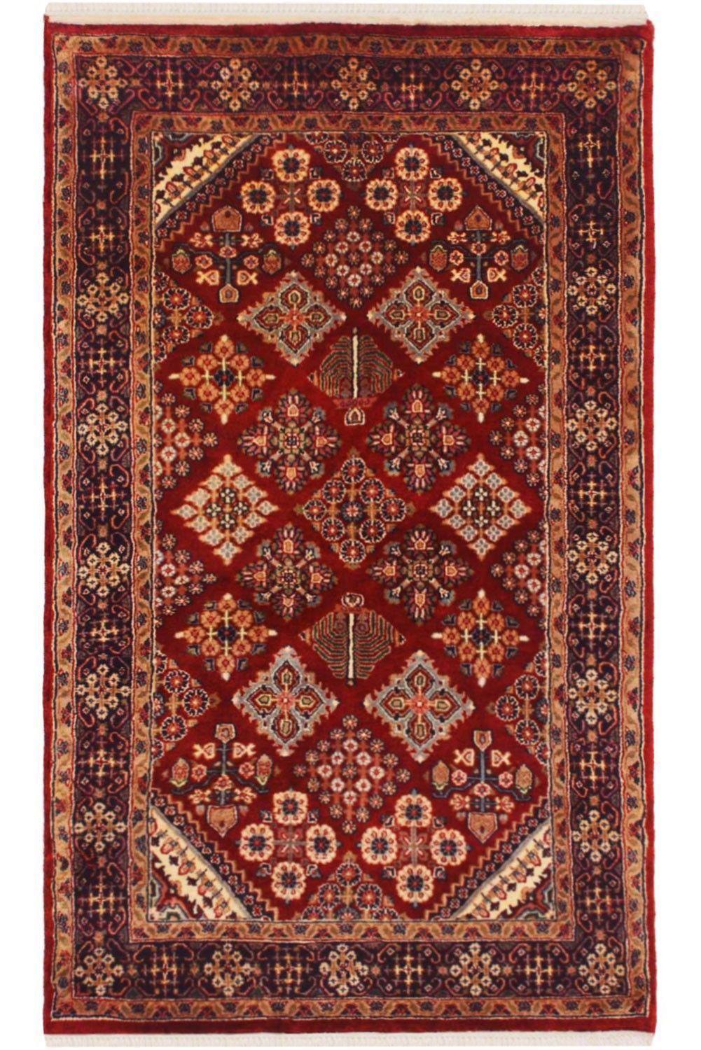 Laal Heera Afshar Rug Wool Carpets And Rugs Online Beyond