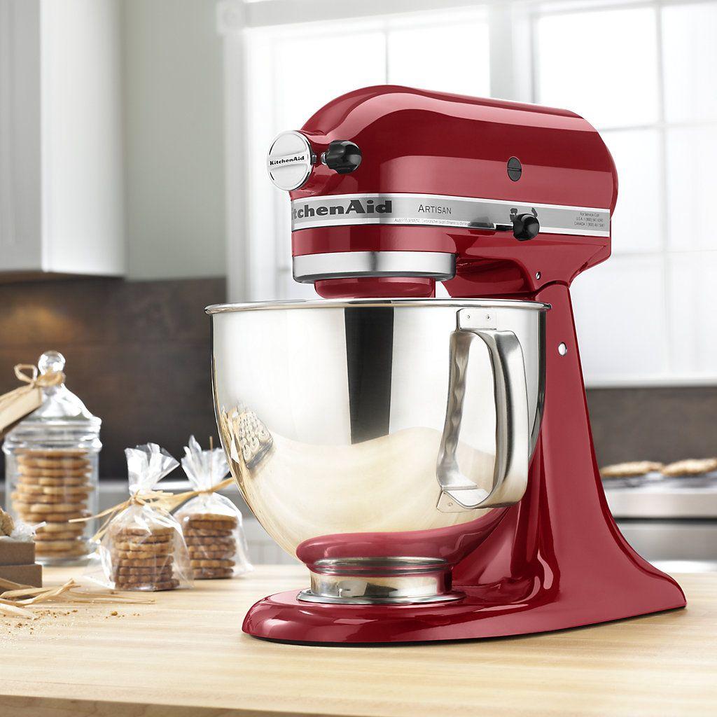 Kitchenaid Ksm150ps Artisan 5 Qt Stand Mixer Kohls In 2021 Kitchen Aid Kitchenaid Artisan Mixer Kitchenaid Artisan Stand Mixer