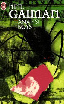 Cliquez pour accéder à la fiche du livre : 'Anansi Boys'
