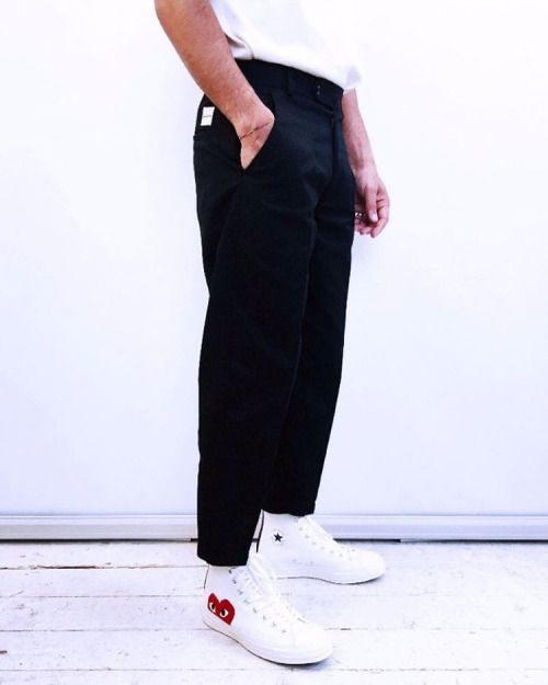 """tumblinginn: """"BACK IN STOCK! The one you've all be waiting for… MKI WIDE LEG TROUSERS in BLACK   £55   Are back in full stock in store & online now… WWW.MKISTORE.COM #MKISTORE """""""
