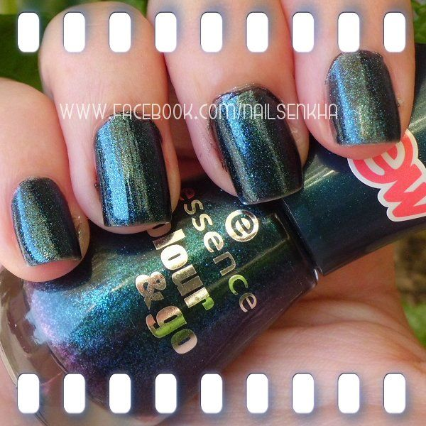 Essence Color&Go 147 Miss universe #essence #blue #followme #nails #like #nofilter #cute #beatiful #pretty #fashion #nailspolish #polish #nailideas #manicure #nailartclub #nailartadict #cutepolish #cool