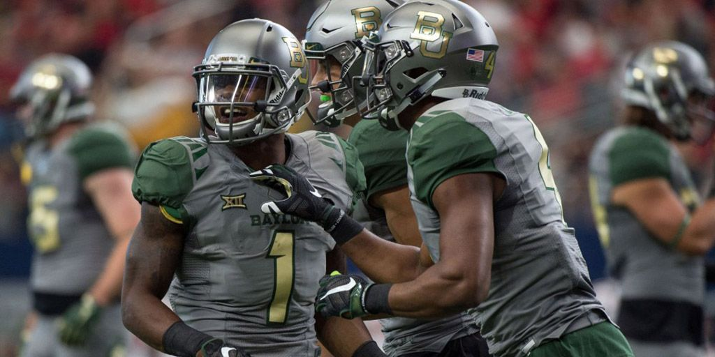 At No 2 In The Nation Baylor Football Earns Highest Ranking Ever In 2020 Baylor Football Baylor Ncaa Football