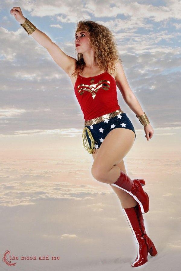 Wonder woman Halloween costume Express Pinterest Wonder woman - female halloween costume ideas