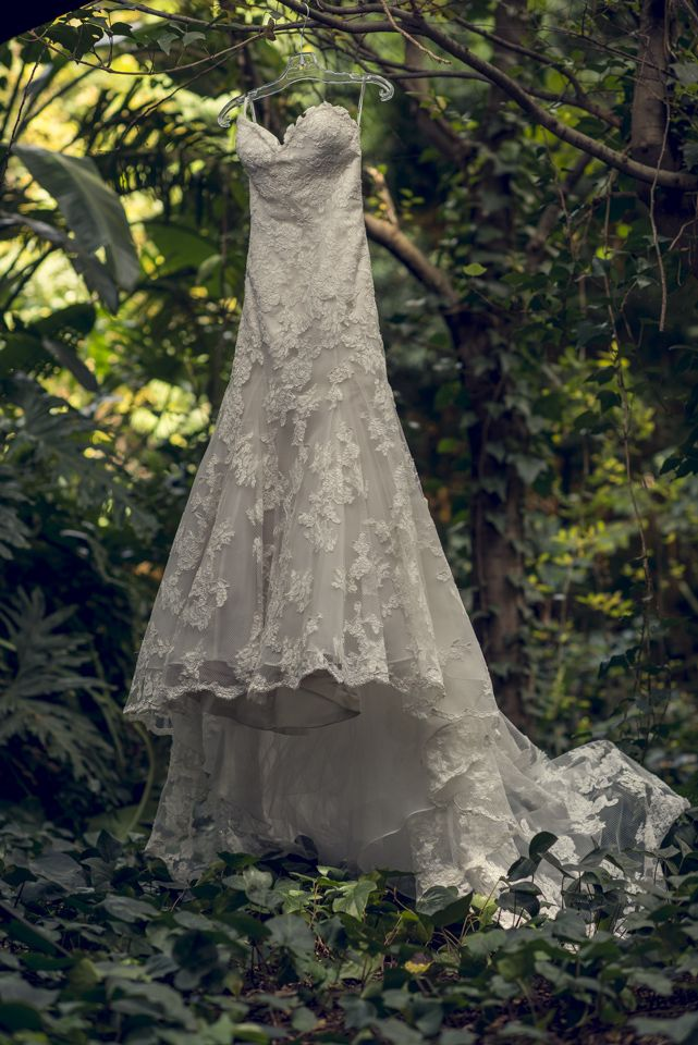My amazing Enzoni dress from Bridal Waredrobe