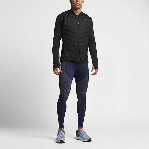 Herren Fitnessmode Nike Herren Trainingsanzug Neu Blau